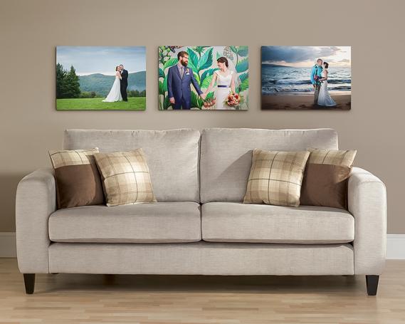 Canvas Gallery Wraps