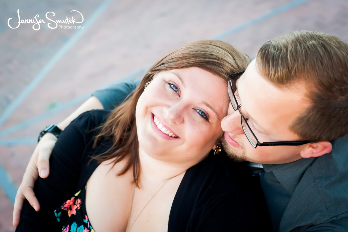 Fells Point Engagement Session