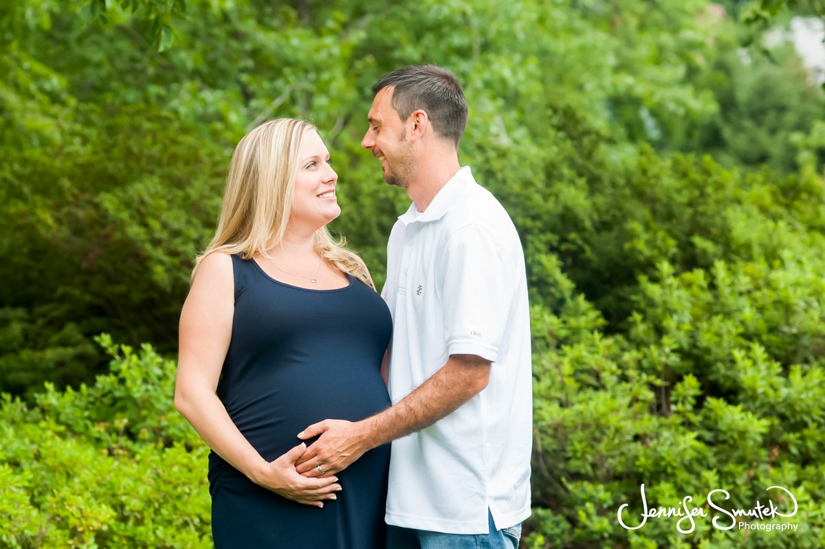 Sherwood Gardens Maternity session