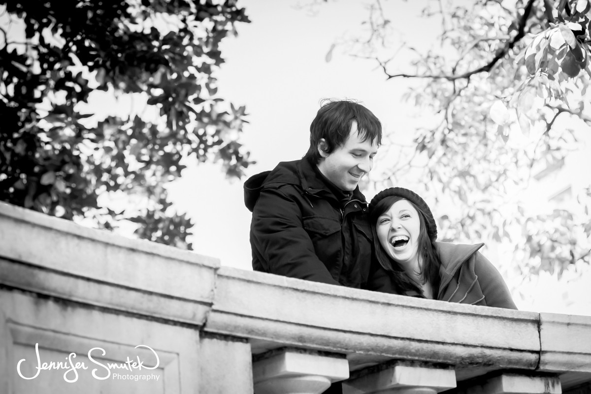 Mount Vernon Baltimore Engagement Session