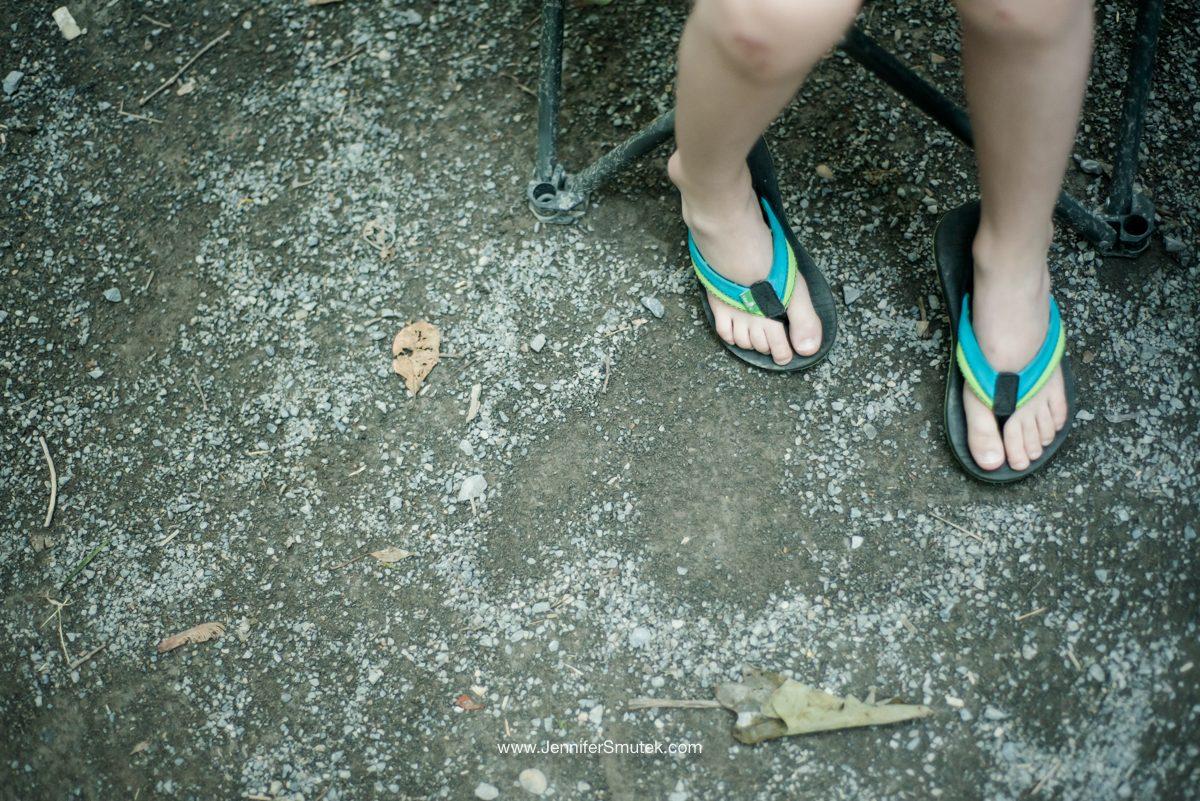 feetsie toes