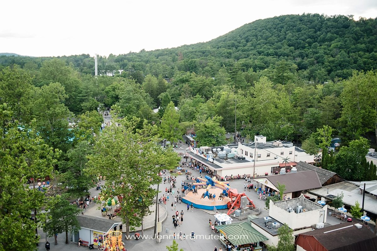 Knoebels theme park