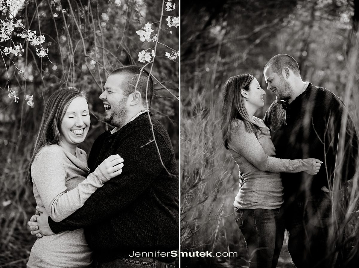 Quiet Waters Engagement Session