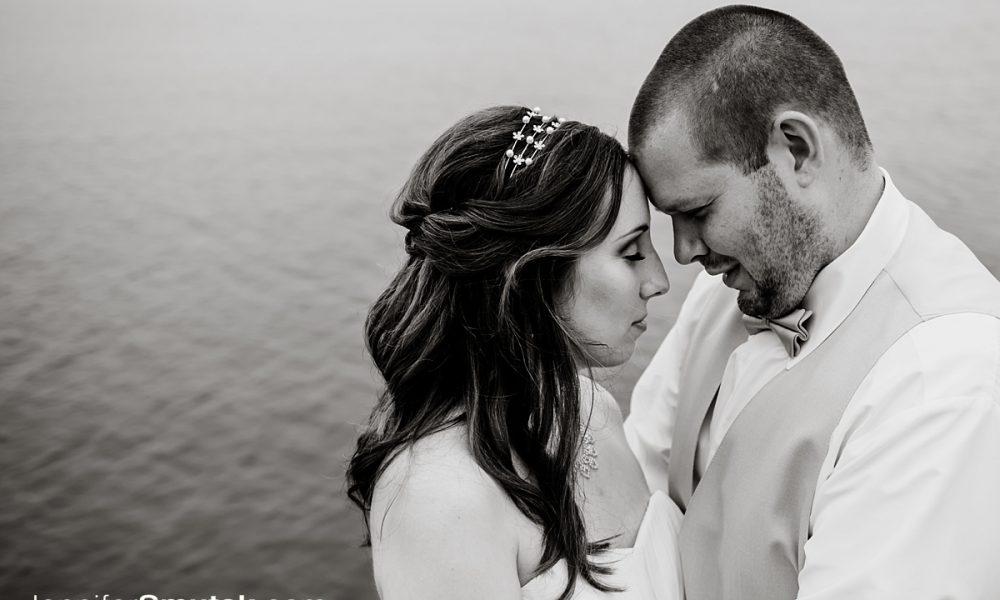Heather & Jesse   Bayfront Club Wedding