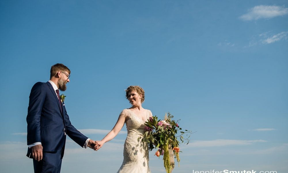 Tiffany & Christopher   Spring DC Pop-Up Wedding