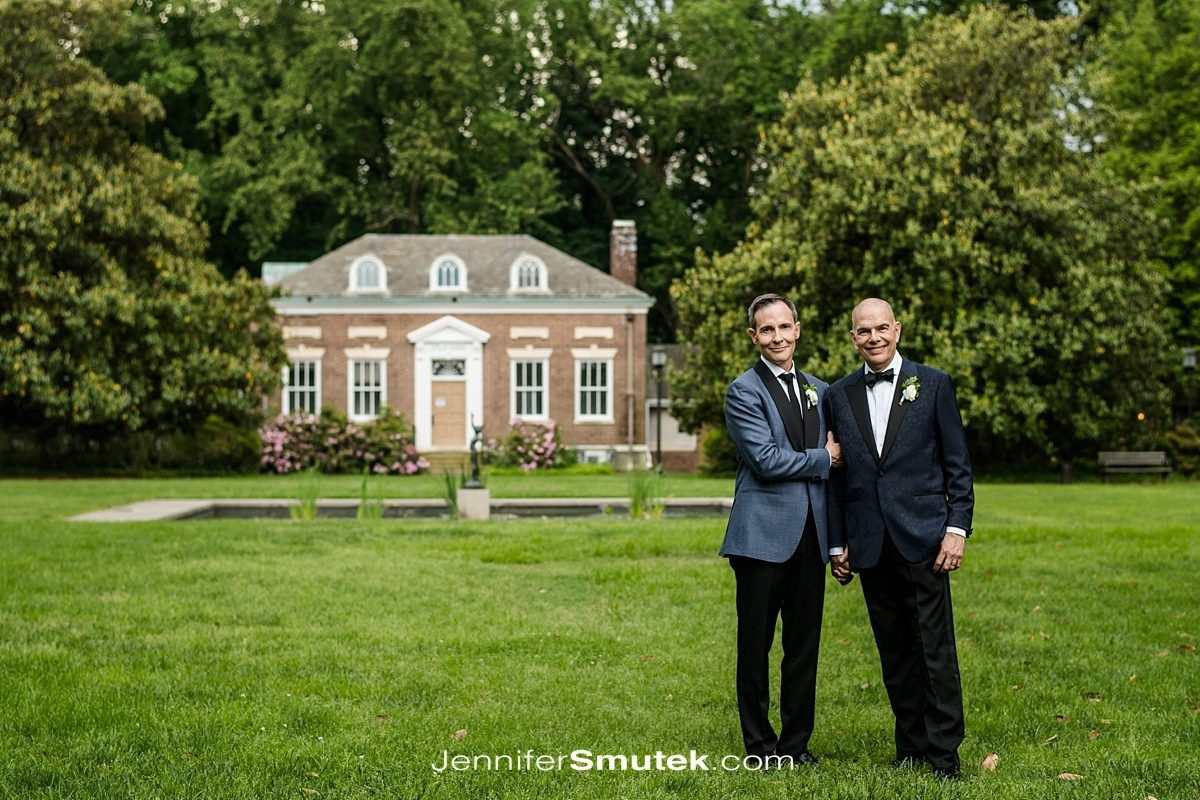 Spring Johns Hopkins Club Wedding