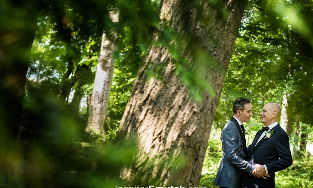 Greg & Frank | Spring Johns Hopkins Club Wedding
