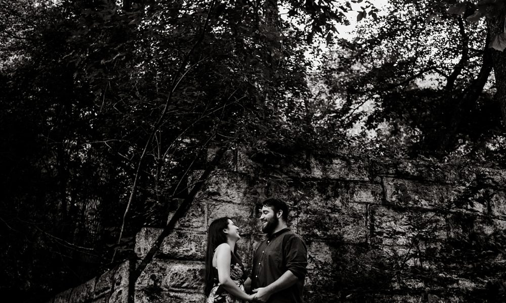 Maria & Chris | Patapsco State Park Engagement Session
