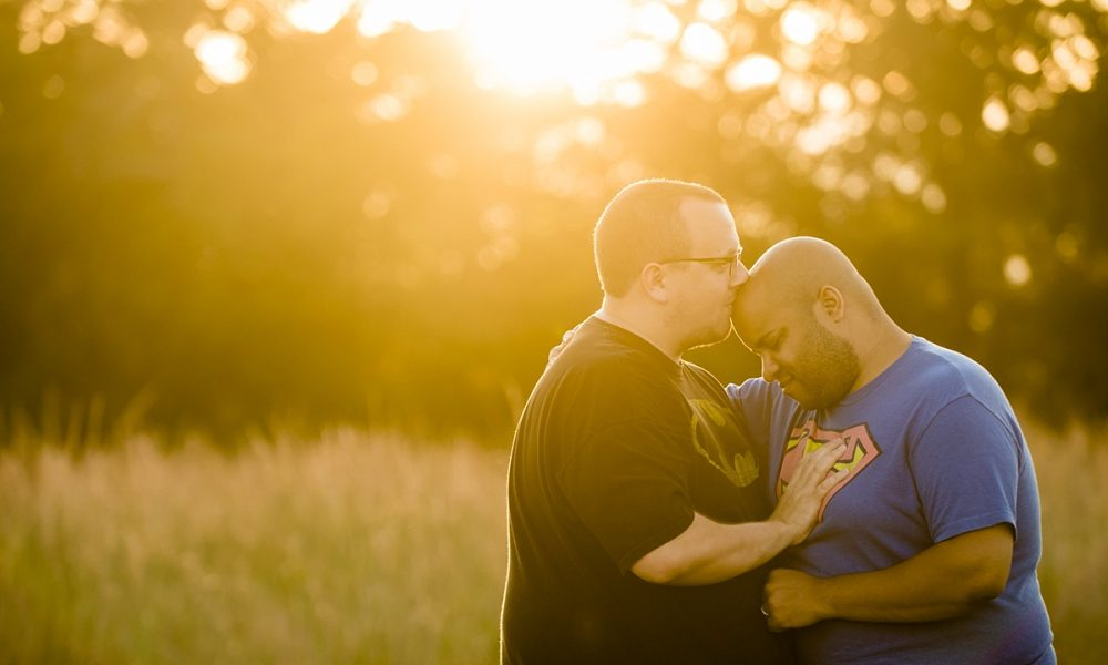 CJ & Steve | Soldiers Delight Engagement Session