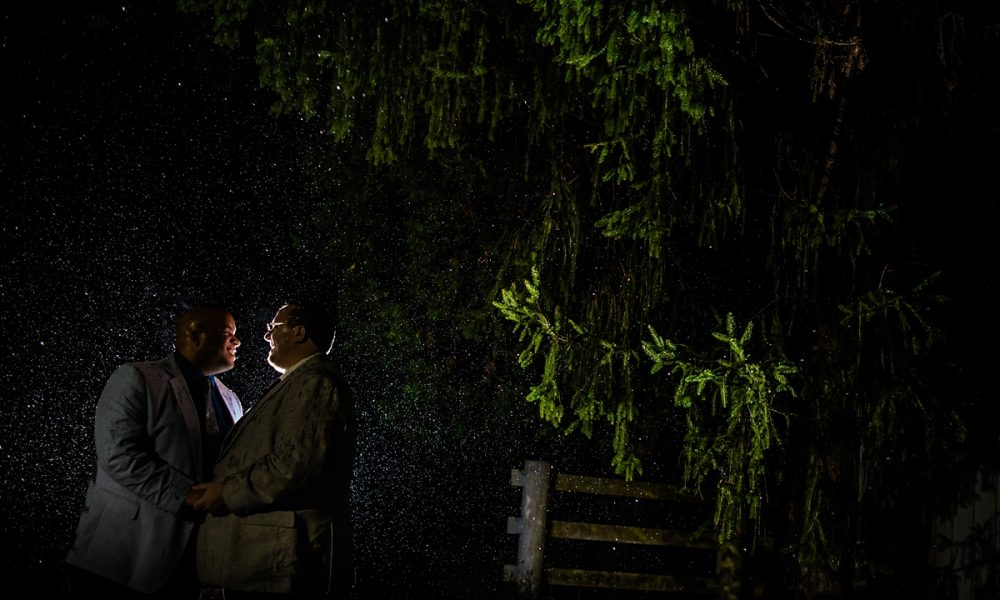 CJ & Steve | Howard County Conservancy Wedding