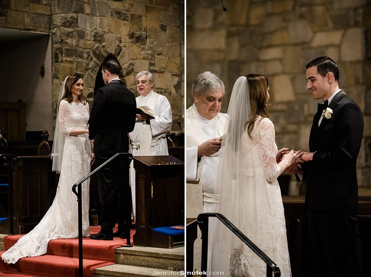 All Saints Church Chevy Chase Wedding