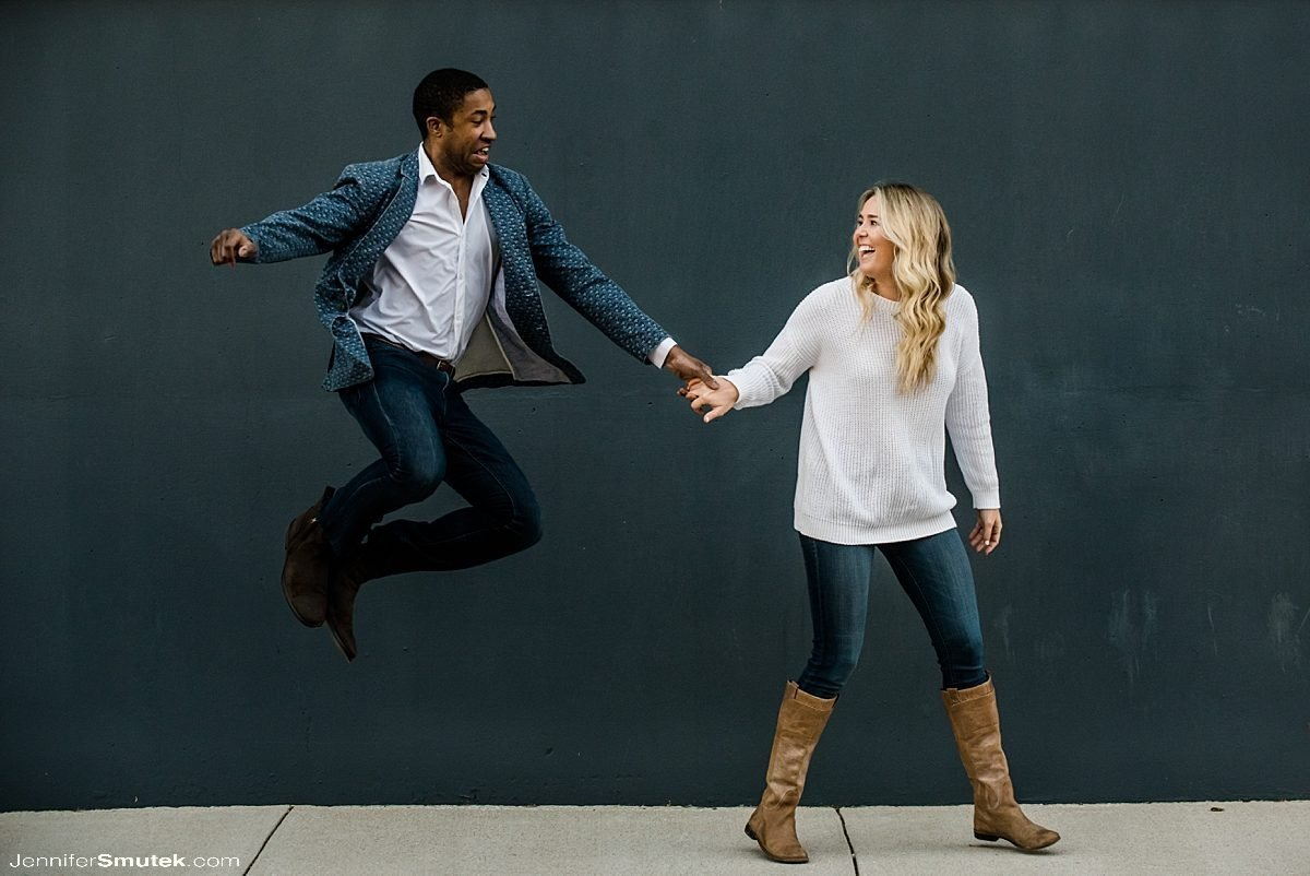 South Baltimore Engagement Session