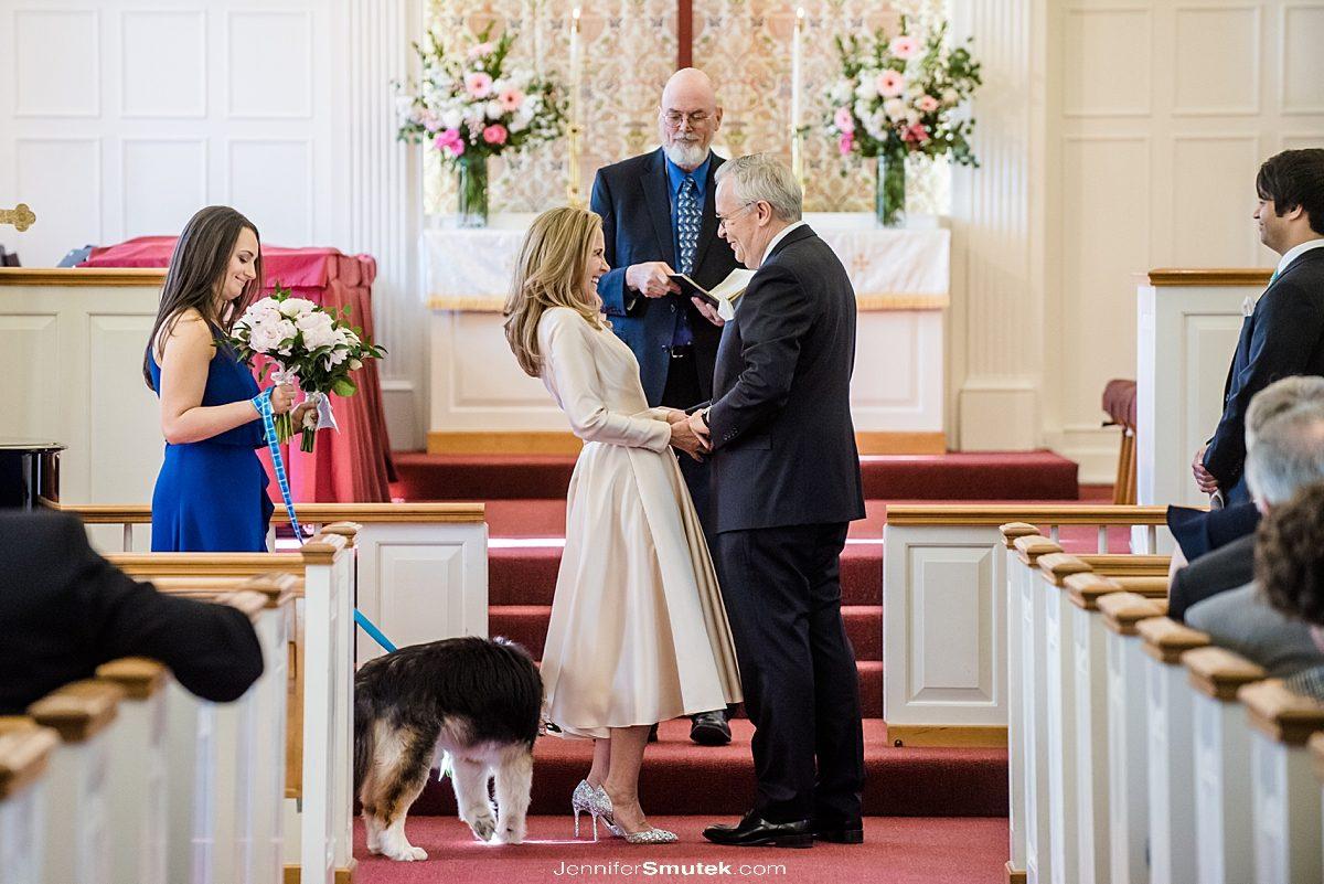 Camp Chapel United Methodist Church wedding