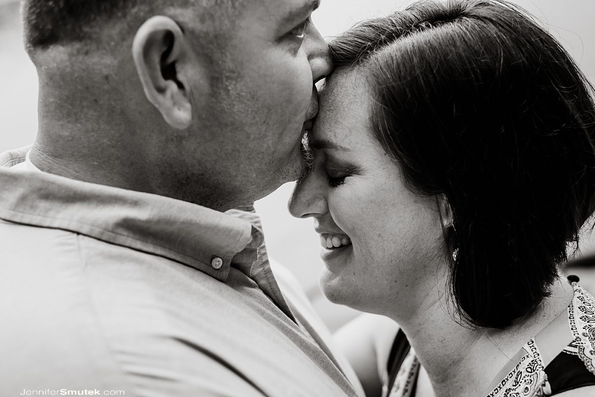 loch raven engagement session
