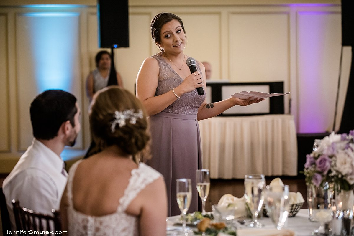 maid of honor toasts
