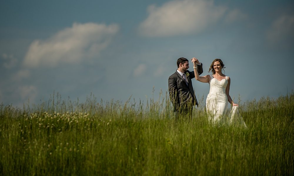 Stephanie & Justin | Musket Ridge Golf Club Wedding