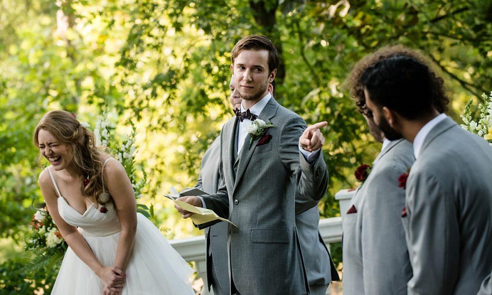 Grace & Josh | Elkridge Furnace Inn Wedding