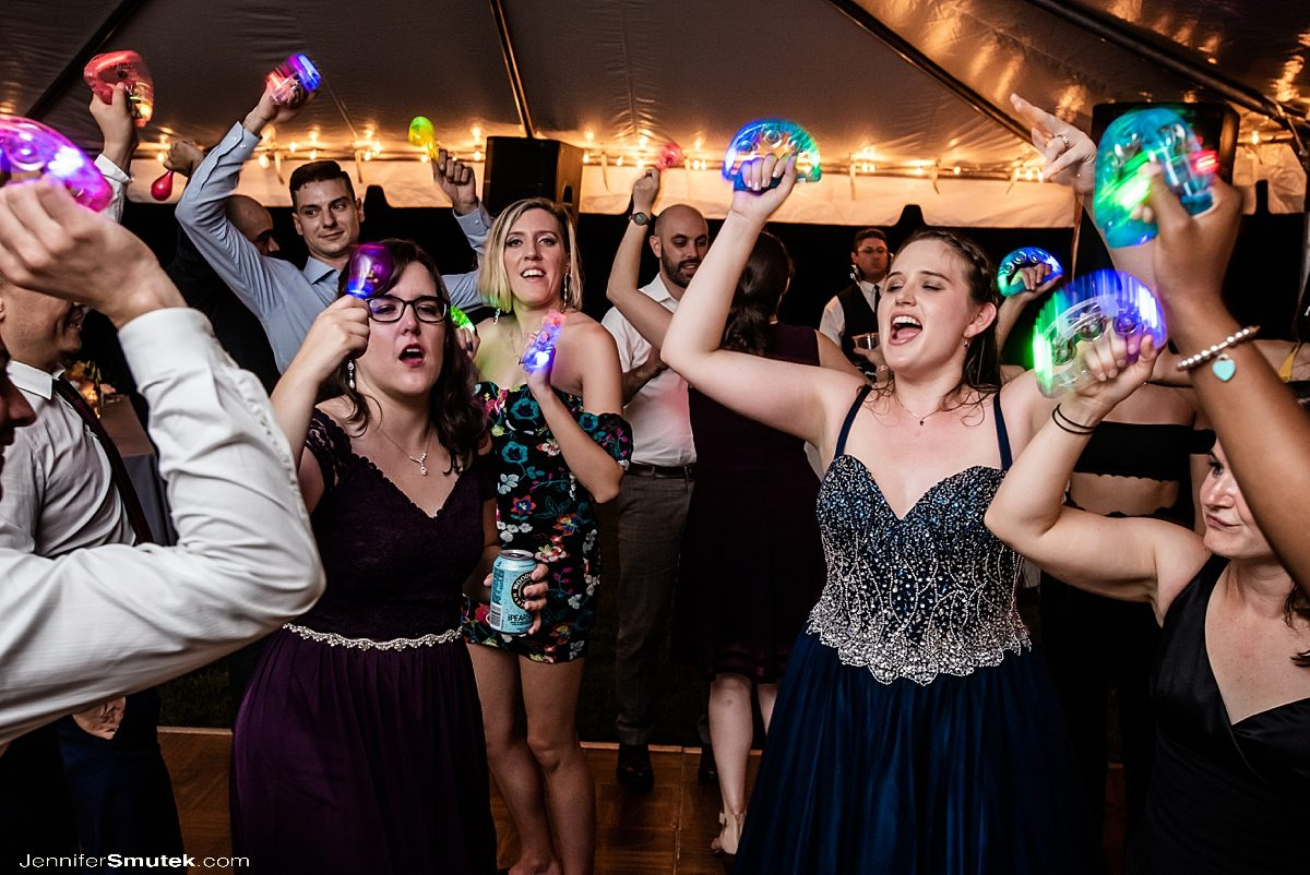 dancing at a wedding in maryland