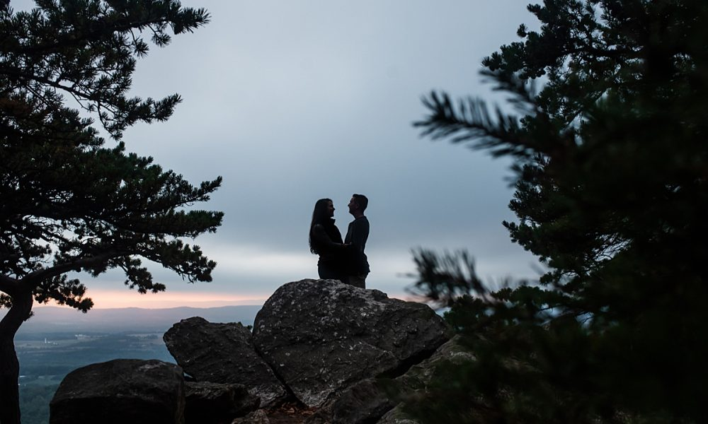 Sarah &  Brandon | Sugarloaf Mountain Engagement Session