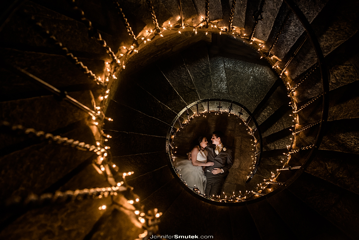micro wedding photography cloisters castle