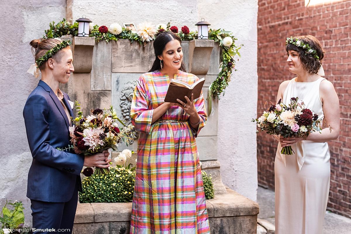 baltimore micro wedding