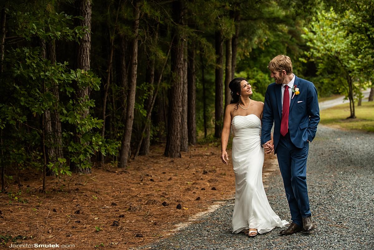 Backyard Micro Wedding during covid