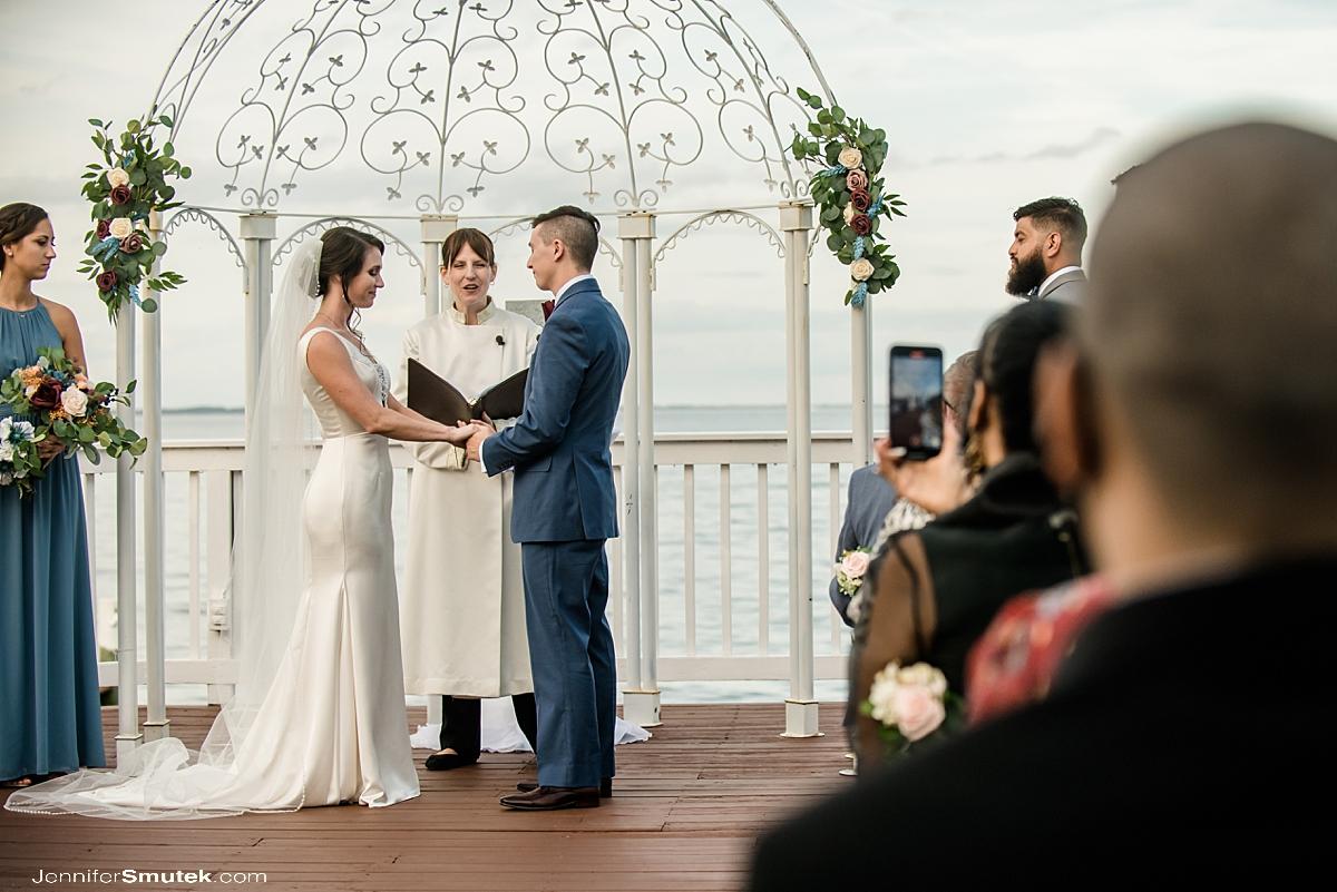 fall weddings maryland