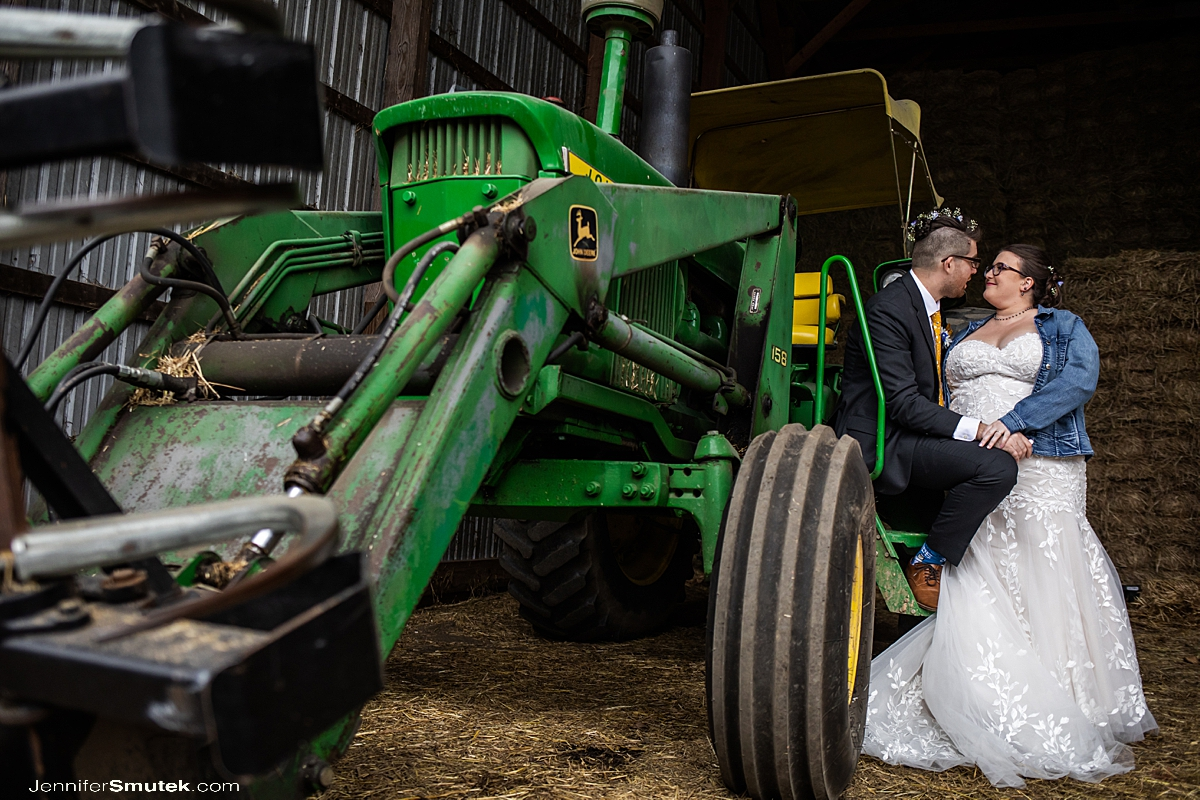 farm weddings in Maryland