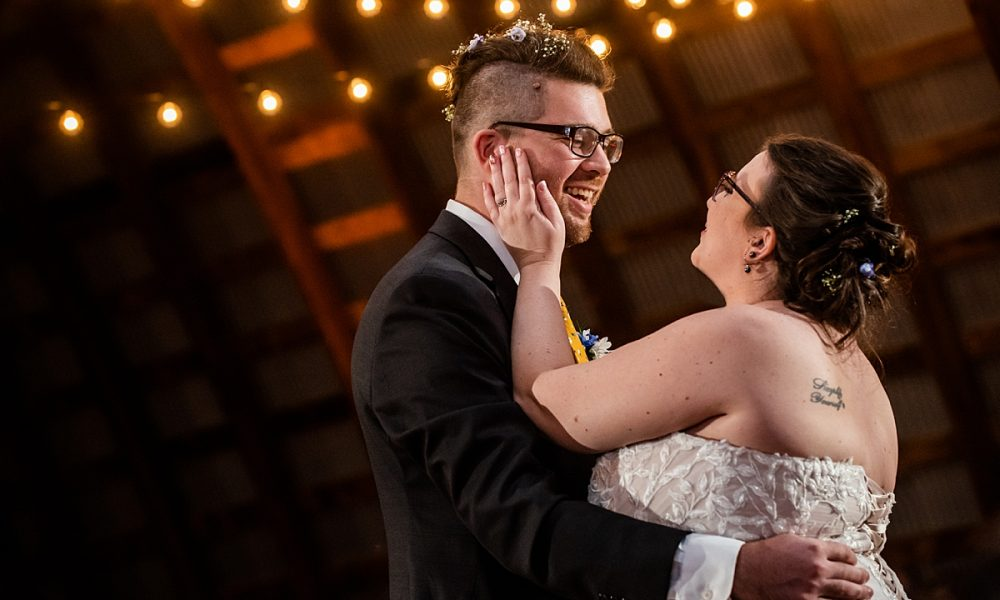 Ali & Isaac | Barn at Grimmel Farms Wedding