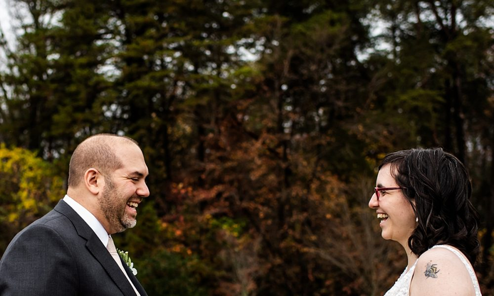 Michael & Elizabeth | Covid-Style Wedding at Home