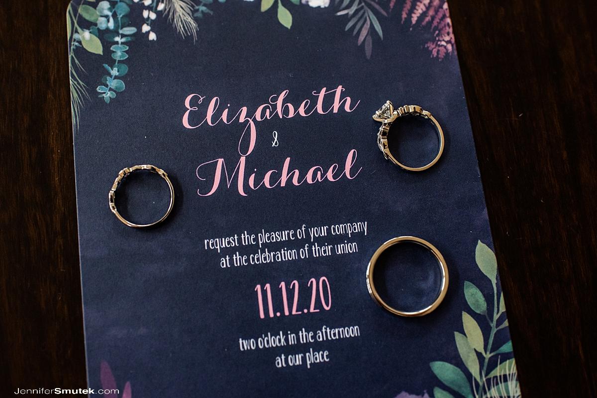 wedding invitations for virtual wedding