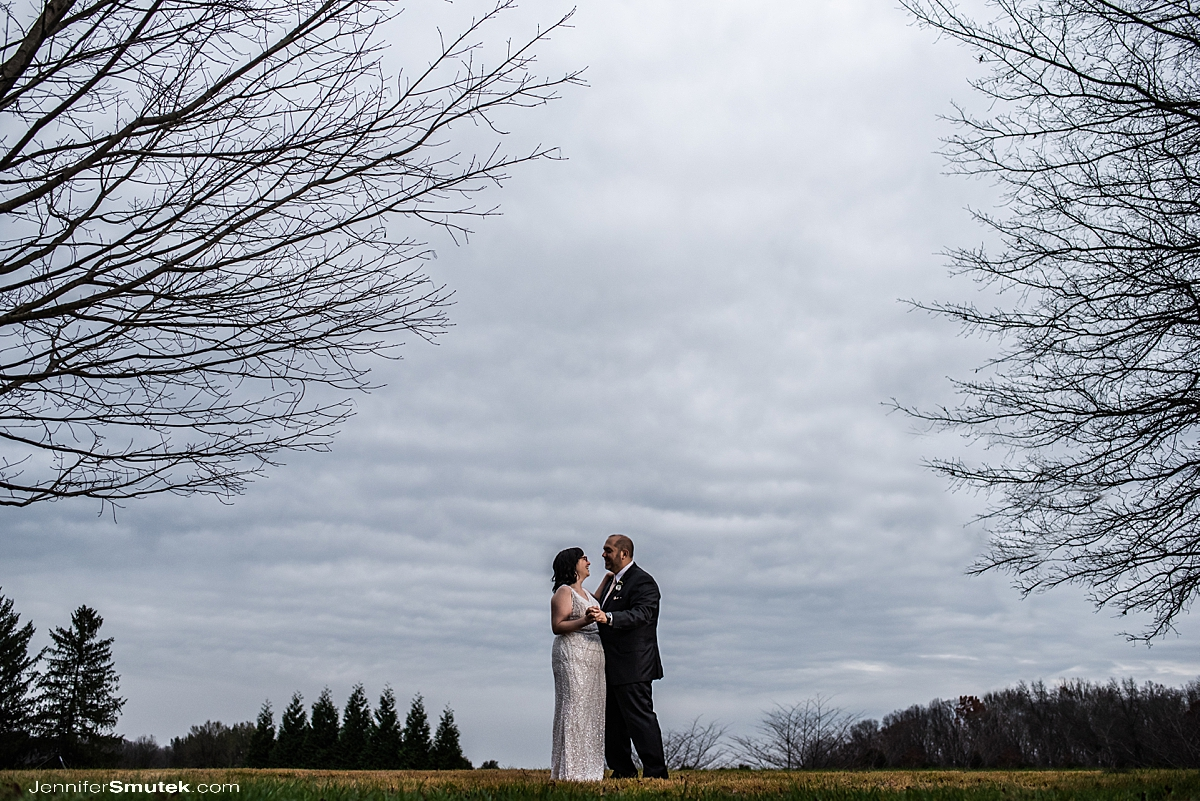Covid-Style Wedding at Home