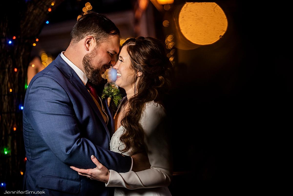 Winter Annapolis Micro Wedding