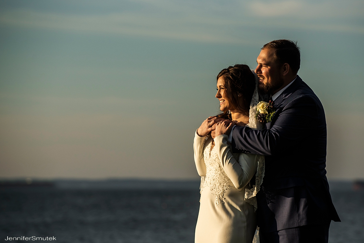 Annapolis micro wedding photographer