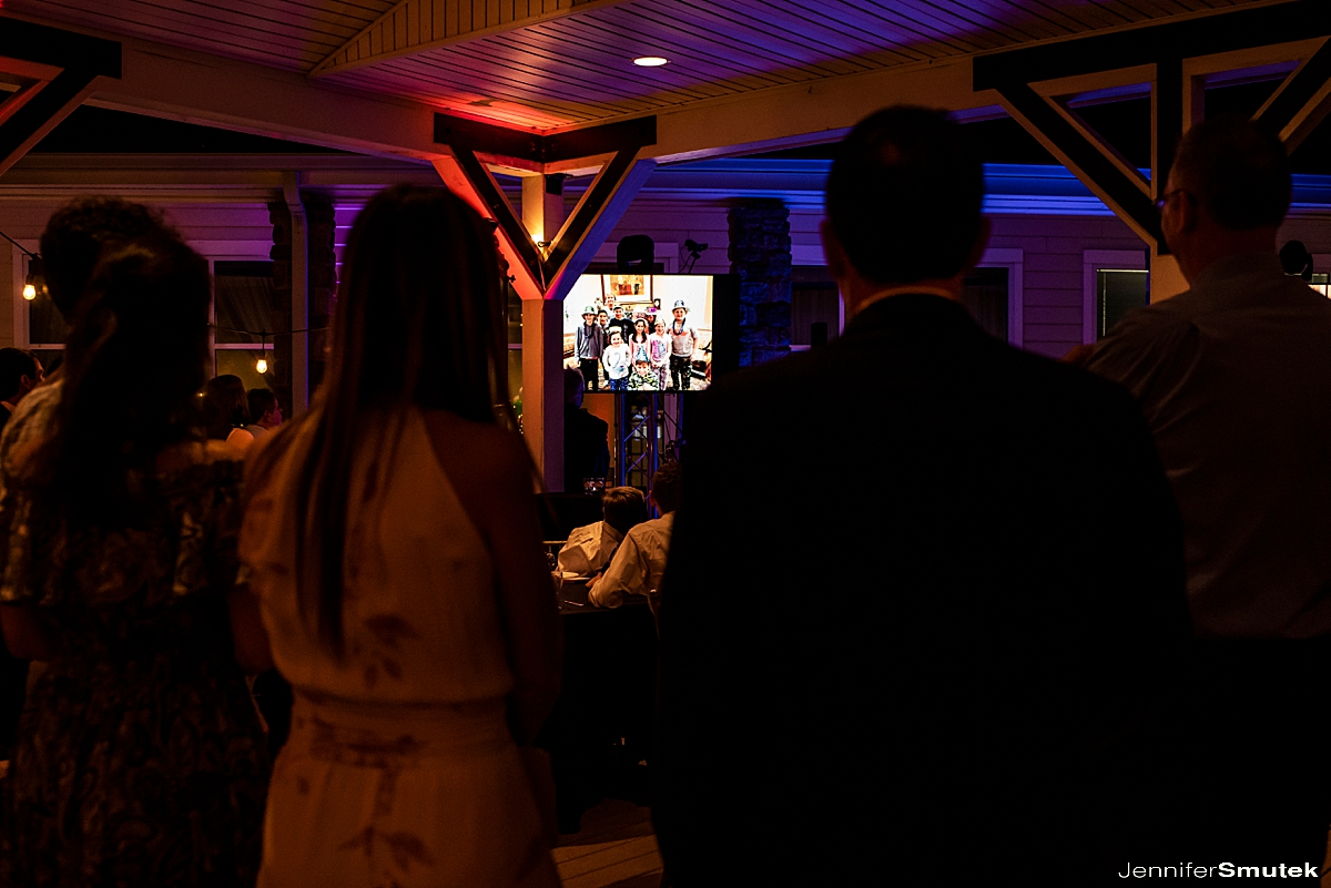 Piney Branch Golf Club Bar Mitzvah slide show
