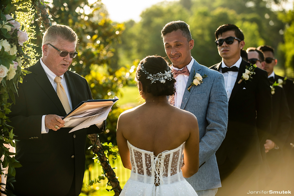 Marcela & Mauricio | Maryland Micro Wedding