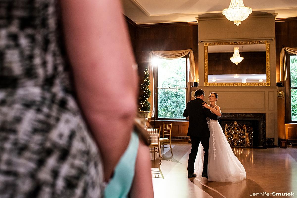 santana wedding dj baltimore overhills mansion