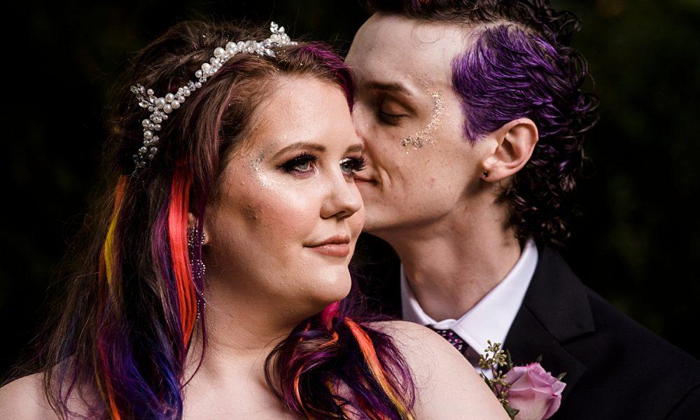 Abigail & Jordan | Colorful Fall Wedding at The Elkridge Furnace Inn